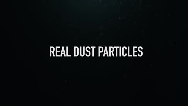 Dust Particles Pack: Stock Video