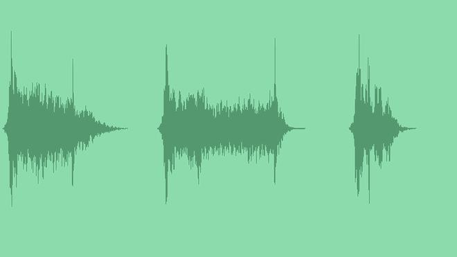 Hydraulic Machine: Sound Effects