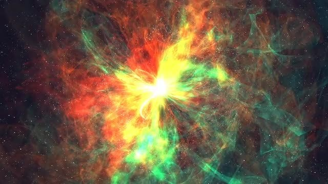 Color Nebula: Stock Motion Graphics