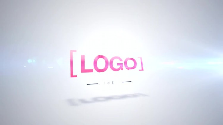 Clean Rotation Logo: After Effects Templates
