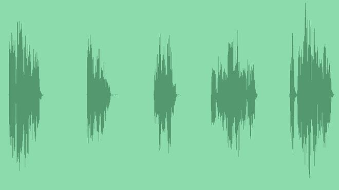 Glitch Short: Sound Effects