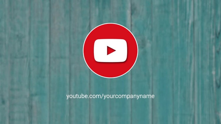 YouTube Media Links: After Effects Templates