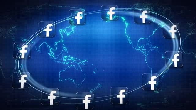 Facebook World: Stock Motion Graphics