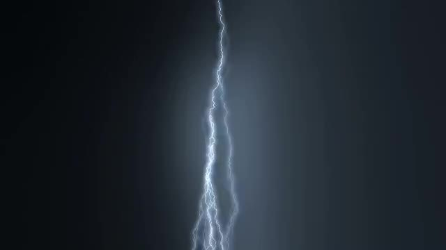 Lightning Strikes: Stock Motion Graphics