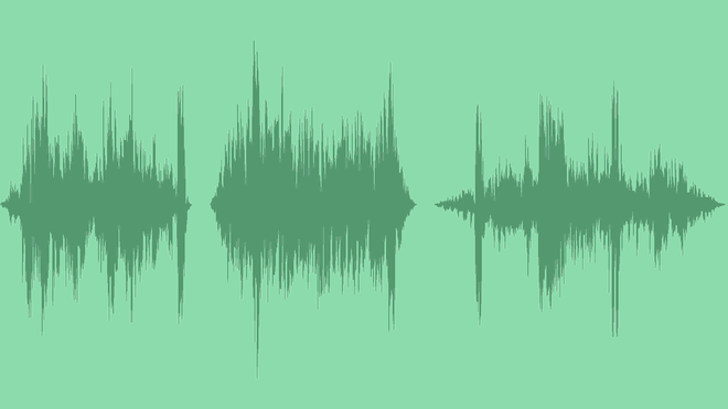 Pub Ambience: Sound Effects