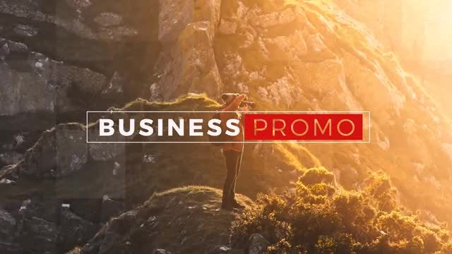 Business Promo : After Effects Templates