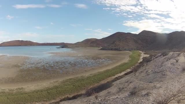 Lakeside Time Lapse: Stock Video
