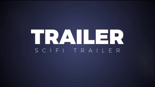 Trailer Titles Scifi: Premiere Pro Templates