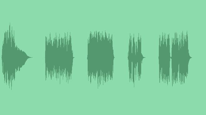Rock Electric Guitar Notifiers: Sound Effects