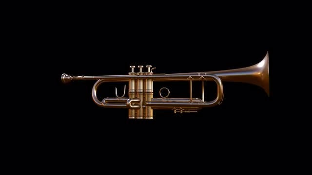 Trumpet Pack: Stock Motion Graphics