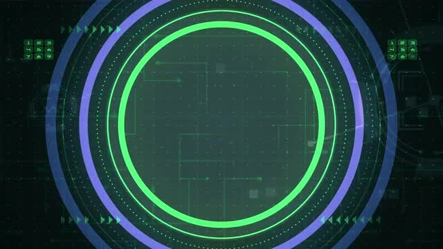 Cyber Ring: Stock Motion Graphics