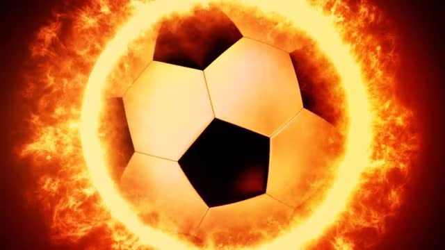 Hot Soccer: Stock Motion Graphics