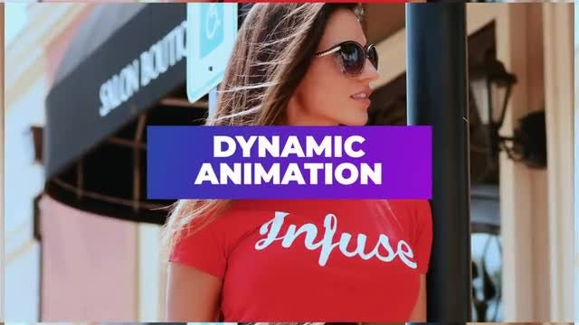 Stylish Slides: After Effects Templates