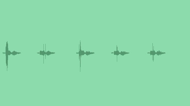 Pleasant Button Ideas: Sound Effects