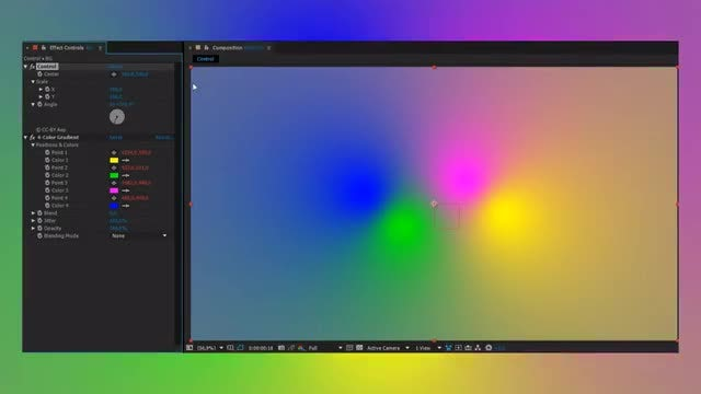 Gradient Controller: After Effects Presets