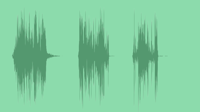 Glitch Industrial: Sound Effects
