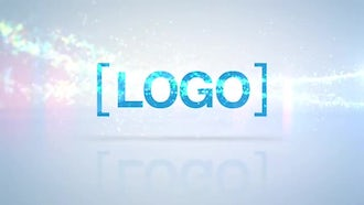 Sparkle Logo: After Effects Templates