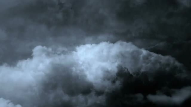Dark Storm Clouds Package: Stock Motion Graphics