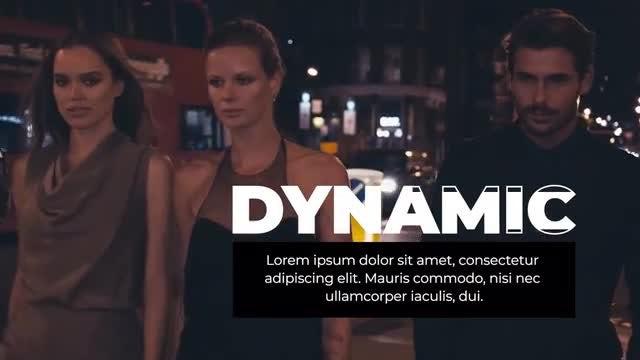 Modern Fashion Opener: Premiere Pro Templates