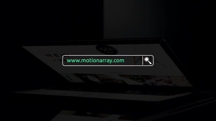Web Search Logo 2: After Effects Templates