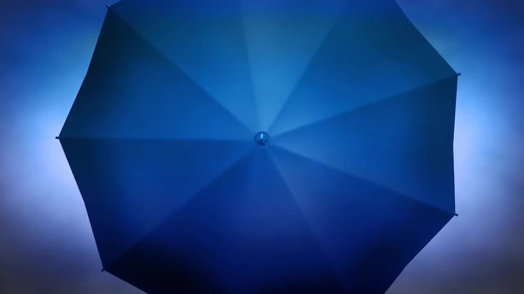 Umbrella: Stock Motion Graphics