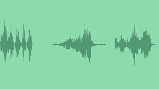 Noise Glitch SFX pack: Sound Effects