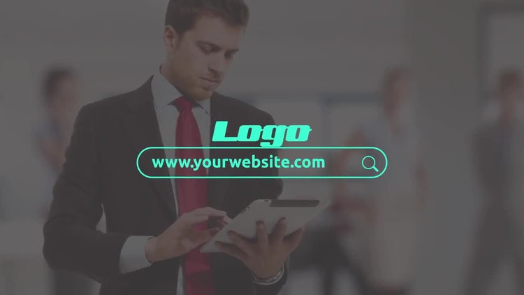 Web Search Logo 3: After Effects Templates