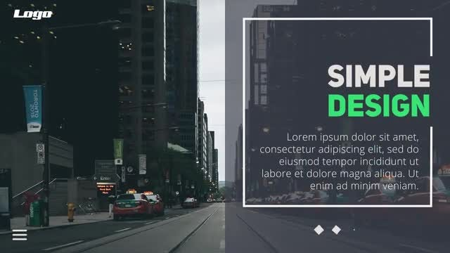 Clean Stylish Promo: After Effects Templates