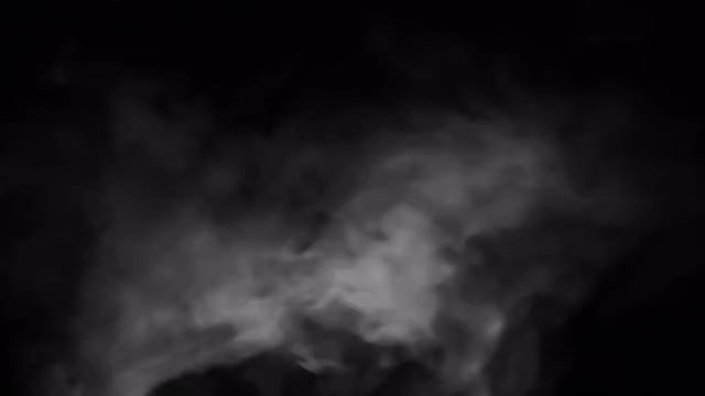 Light Wisps Of Smoke : Stock Video