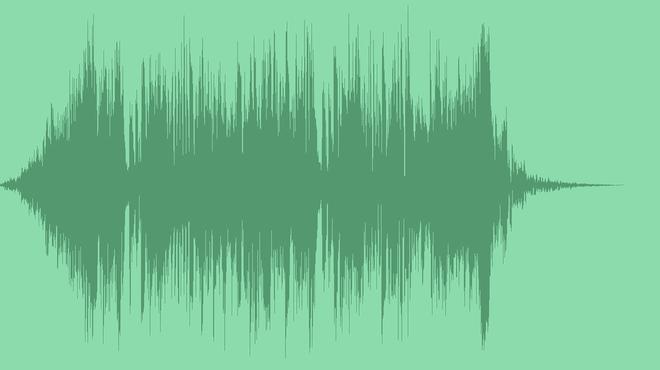 Dubstep Glitch Drive Logo: Royalty Free Music