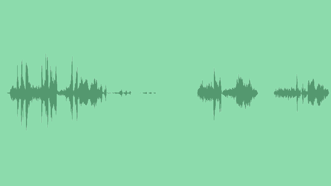 Noise Transitions: Sound Effects