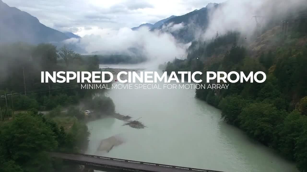 Inspired Cinematic Promo 163719