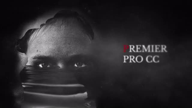 Dark Opener: Premiere Pro Templates