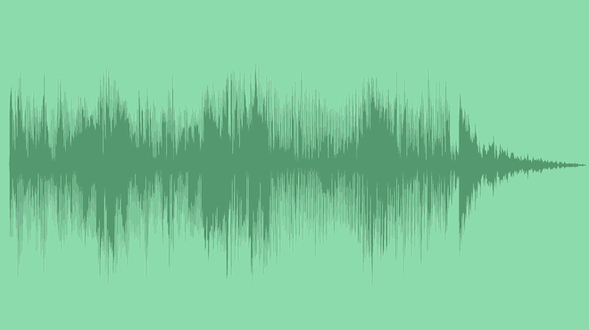 Electronic Logo: Royalty Free Music