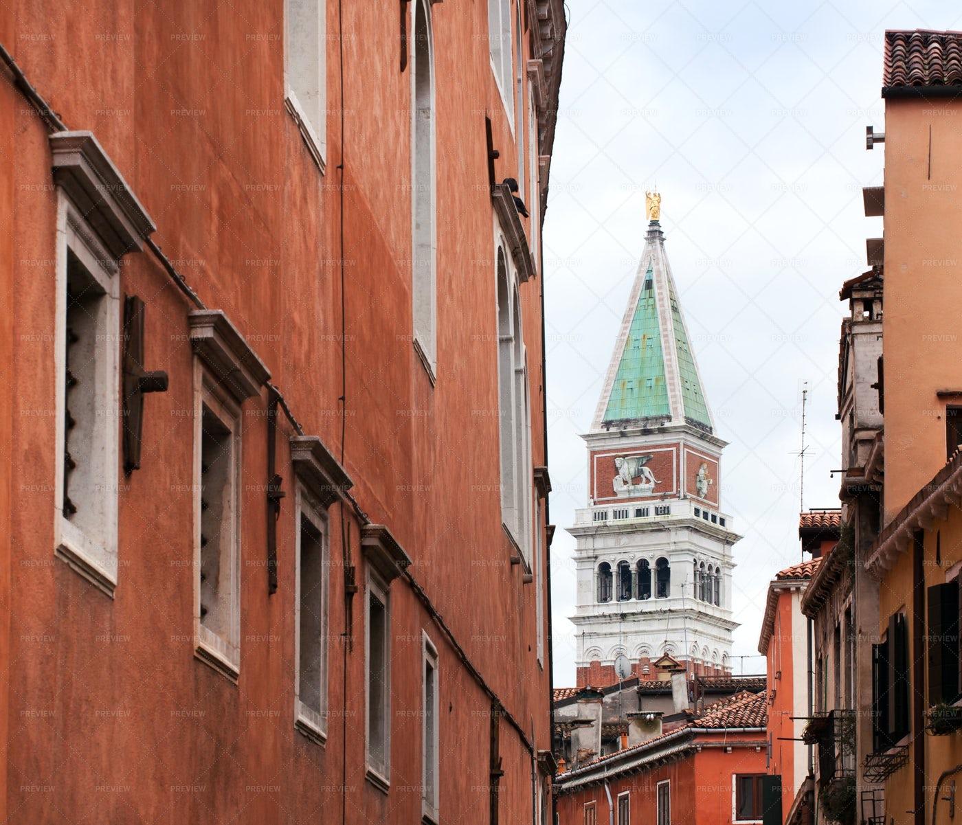 Venice Streets: Stock Photos