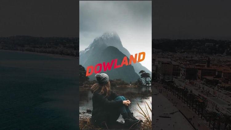 Travel Stories: Premiere Pro Templates
