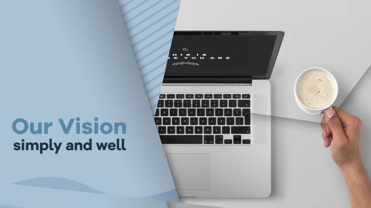 Corporate Promo Opener: After Effects Templates