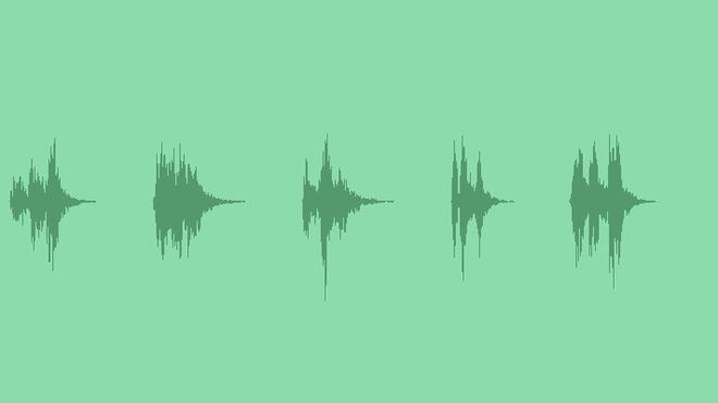 Milestone Achieve - Five Fx: Sound Effects