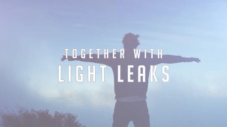 Light Leaks 4K Pack : Stock Motion Graphics