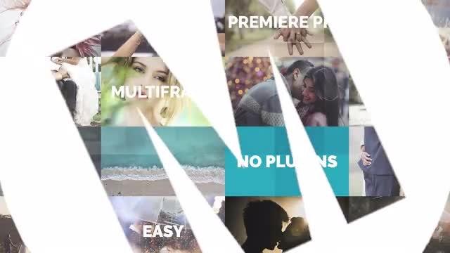 Photo Logo Reveal: Premiere Pro Templates