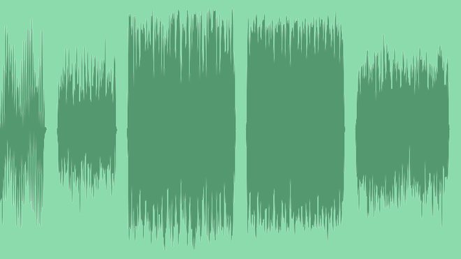 Frequencies Oscillate: Sound Effects