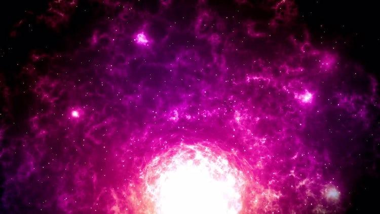 Galactic Nebula: Stock Motion Graphics
