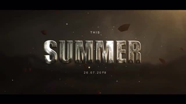 Cinema Trailer   Film: After Effects Templates