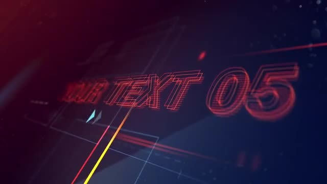 Tech Type: After Effects Templates