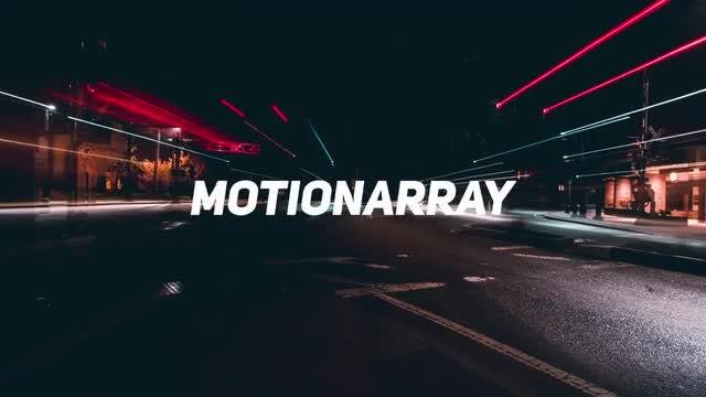 Stop Motion Dynamic Slideshow: Premiere Pro Templates