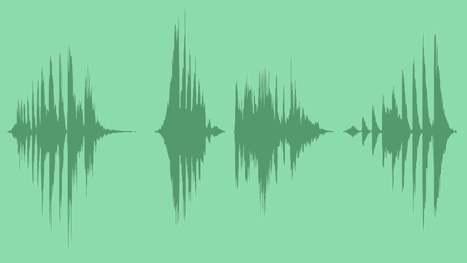 Futuristic Glitch Transition: Sound Effects