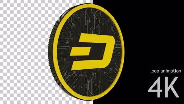 Cartoon Dash Loop: Stock Motion Graphics