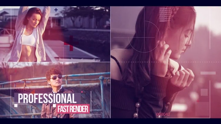 Multipurpose Opener: After Effects Templates