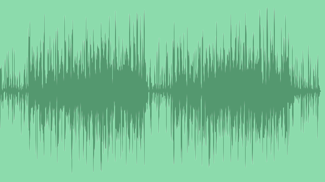 Futuristic Monotone Background: Royalty Free Music