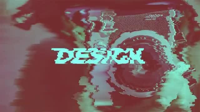 Distort Slideshow: After Effects Templates